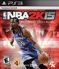 NBA 2K15 RE-SEALED Sony PlayStation 3 PS PS3 GAME 2015 15 GAME