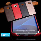X-Level BrandNew Leather Case Cover For Samsung Galaxy S7 S7edge Ultra Thin Back