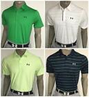 2016 Jordan Spieth Under Armour British Open Scripting Polo Golf Shirts (All)