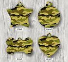 CAMOUFLAGE #5 FASHION PETS TAGS -utg6Z