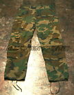 US Military NOMEX IABDU AIRCREW BDU PANTS TROUSERS Woodland Small Med Large XL