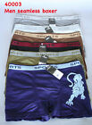 LOT 1 3 6 12 Panther Fit Casual SEAMLESS Briefs Underwear Men's Boxer Panty