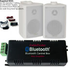 Compact Wireless/Bluetooth Active Speaker & Amplifier System - Various Speakers
