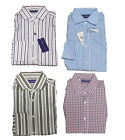 Ralph Lauren Purple Label Italy Mens French Cuff Button Down Sport Dress Shirt