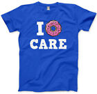 I Donut Care Doughnut - Baking Foodie Funny Mens Unisex T-Shirt