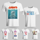 Casual American 2016 Presidential Election Funny T-shirt Gildan Cotton Mens Tee