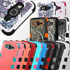 Hybrid Hard Shockproof Case Protective TUFF Cover For Samsung Galaxy On5