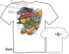 Junk Yard Kid Big Daddy T Shirt Rat Fink Apparel Ed Roth Tee Sz M L XL 2XL