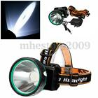 Elfeland 5000lm Rechargeable 5W Headlight Headlamp Torch + Battery + Charger Set