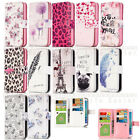 9 Card Slot Fashion Patterned Rilievo PU Leather Wallet Case Cover for Cellphone