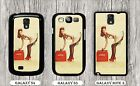 AMERICAN PIN-UP ART PAINT#3 CASE FOR SAMSUNG GALAXY S3 S4 NOTE 3 -pji8Z