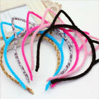 Women 2016 Cat Design Hairbands Headbands Hair Accessories Hair Band