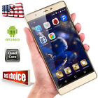 """5"""" Android 5.1 T-Mobile AT&T Quad Core Dual SIM Cell Smart Phone Unlocked"""