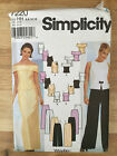 Simplicity 7220 : FORMAL Top, pants & skirt PAPER PATTERN size  6-12