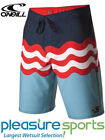 O'Neill Jordy Freak Men's Boardshorts SUPER STRECH Board Short RED/WHITE/BLUE