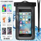 WATERPROOF UNDERWATER DRY POUCH BAG CASE COVER FOR ALL IPHONE MODELS