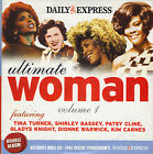 ULTIMATE WOMAN - DISC 1 OF 2 - EXPRESS PROMO MUSIC CD