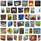 Board games, Modern games, Fantasy games, Sci-fi games choose your item