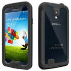 Lifeproof 1801 Nüüd Waterproof Case for Samsung Galaxy S4 in 4 Different Colors.