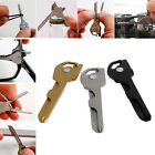 6 in 1 Multi-function Tools Utili Keys Bottle Opener Screwdriver Key Chain New