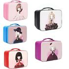Womens Makeup Cosmetics Bag Travel Holder Leather Case Storage Toiletry Handbag