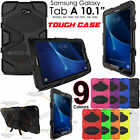 "Samsung Galaxy Tab A 10.1"" T580 Tough HEAVY DUTY Shock Protective Survival Case"