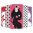 HEAD CASE DESIGNS CATS AND DOTS SOFT GEL CASE FOR LG STYLUS 2