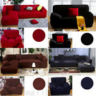 Vintage L Shape Stretch Elastic Fabric Sofa Cover Sectional /Corner Couch Covers