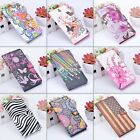 Luxury PU Leather Wallet Flip Case Stand Cover For 4.7'' iPhone 6 Plus 5.5'' DZ8