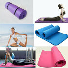 New Thick Durable Yoga Mat Non-slip Exercise Fitness Pad Mat Lose Weight 6mm