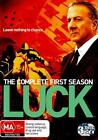 LUCK : SEASON 1 : NEW DVD