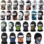Cycling Bicycle Ski Balaclava Hat Motorcycle Ghost Skull Cosplay Full Face Masks