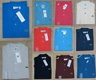 NWT Authentic LACOSTE MEN CLASSIC FIT Short Sleeve PIQUÉ POLO Shirt