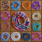"""VD1153-1164 4mm Wholesale Fire Agate Ball Loose Beads 13.5"""""""