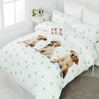 Adorable Spot the Dog Puppy Quilt Doona Duvet Cover Set SINGLE DOUBLE QUEEN KING