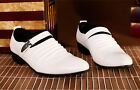 new high-end business casual shoes men shoes Men's leather shoes