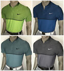 2016 Nike Momentum Fly Swing Knit Block Alpha Golf Shirt $100 (702,435,466,012)
