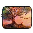 Zipper Sleeve Bag Cover - Fox Sunset - Fits Most Laptops + MacBooks