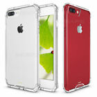 For iPhone 7&7 Plus Case Protective Shockproof Hybrid Rubber TPU Hard Cover Skin