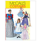 McCall's 4948 Sewing Pattern to MAKE Dorothy Alice Queen Fairy Pantomime Perhaps