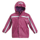 BMS Regenjacke, gefüttert 3in1 mit ZipIn Fleece, purple, Gr.80,86,92,128 -50%