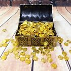 █ 1:6 1/6 Scale Treasure Box Gold Golden Coins DT130