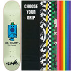 "CLICHÉ Skateboard Deck MIRTAIN MR. MEN 8.25"" With Griptape"