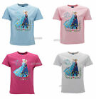 T-Shirt Frozen Original Disney Anna & Elsa News 2016 4colori Knit Shirt