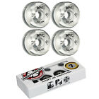 BONES Skateboard Wheels SPF CLEARS Clear with INDEPENDENT ABEC 7 Bearings