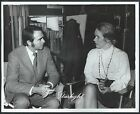 Liv Ullmann ORIGINAL 1970s On Set Candid Photo 40 Carots Army Archerd
