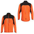 Ronhill Vizion Windlite Mens Running Jacket - Orange