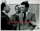 """Jose Ferrer Robert Stack The Name Of The Game Original 7x9"""" Photo L5177"""