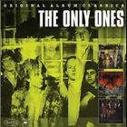 3 DISC CD THE ONLY ONES ORIGINAL ALBUM CLASSICS WITH ANOTHER GIRL ANOTHER PLANET