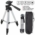 Universal Flexible Portable DV DSLR Camera Tripod for Sony Nikon + Bag